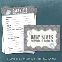 Little Bird Baby Stats Predictions and Advice & Well by MTipsy, $16.00