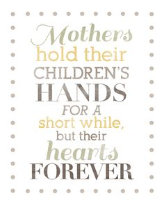 MotherS Day Poem And Free Printables  Free Printables Poem And Free