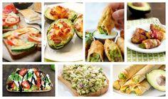 25 Delicious Avocado Recipes via @simplistcliving