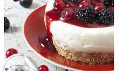 Cheesecake με γιαούρτι από την Κρι Κρι! Cheesecakes, Desserts, Recipes, Food, Postres, Cheesecake, Deserts, Recipies, Dessert