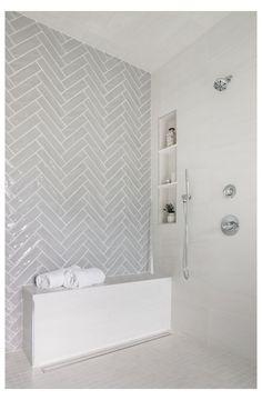 Bathroom Tile Designs, Bathroom Design Small, Bathroom Interior Design, Bathroom Ideas, Textured Tiles Bathroom, Neutral Bathroom Tile, Shower Designs, Budget Bathroom, Bathroom Tile Patterns