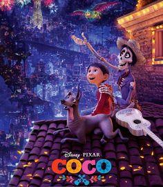 Coco este o nouă poveste scrisă de Disney/Pixar care va avea lansarea la cinema la final de octombrie, în primul rând, în Mexic, apoi în restul țărilor. Cel mai probabil la noi, va fi disponibil din ianuarie 2018. Program cinema, aici. În ciuda generațiilor încurcate ale familiei sale, care disprețuiesc…