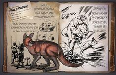 Dossier Procoptodon