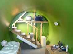 Furnishing Tornado Shelter