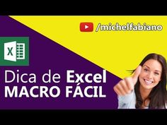 Microsoft Excel, Macro Excel, Macros, Internet, Youtube, Computer Tips, Cool Hacks, Worksheets, Study Tips