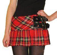 Hellbunny Red Tartan Mini Skirt with buckles Tartan Clothing, Steampunk Clothing, 80s Skirts, Mini Skirts, Punk Costume, Costumes, Tartan Mini Skirt, 80s Punk, Punk Looks