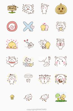 It is a funny and cute bear and bird and rabbit sticker. Line Store, Line Sticker, Cute Bears, A Funny, Bird, Stickers, Birds, Decals