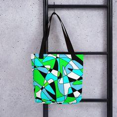 Laukku Vekkuli – JohannaDesign Reusable Tote Bags