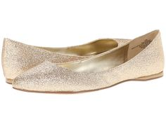 Nine West SpeakUp Gold Synthetic - Zappos.com Free Shipping BOTH Ways - $69