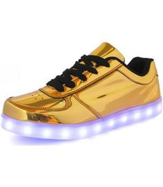 Get gold standard with Women's gold low top lace shoes on sale at $59. Choose between seven static colours. Shop now.
