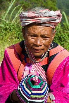 Lisu people Hill tribe (Thailand)