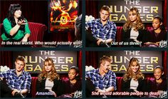 "Jennifer: ""Amandla would adorable people to death."""