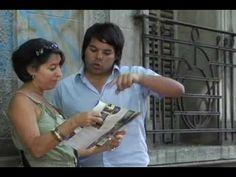 Spanish Lesson: ¿Dónde está el Teatro Colón? - YouTube