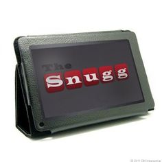 Snugg Leather Case Cover and Flip Stand