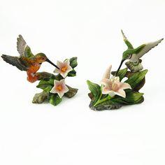 "Hummingbirds License Plate Frame For 6/"" x 12/"" Plates Pink Flowers Birds Screws"