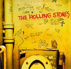In what now seems a bizzarely puritanical move, the Rolling Stones' 'Beggars Banquet' cover was banned for featuring nothing more offensive than a toilet. A plain 'invitation' cover was used until 1984.