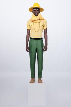 Fashion by Ozwald Boateng