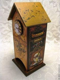 Кухня ручной работы. Ярмарка Мастеров - ручная работа Чайный домик   Сладкая жизнь. Handmade.