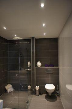 Cincinnati Condo Renovation - Master Bathroom - Contemporary ...