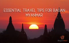A trip to the iconic picture perfect and Bagan is a must-do for any adventure Myanmar. Our memories of the pagoda and the temple filled landscape Sunsets, sunrises and endless sun and cycling in the morning on the dusty roads of Bagan...