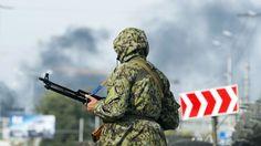 Het conflict in Oost-Oekraïne lijkt de laatste maanden verdwenen uit het nieuws, maar is zeker nog niet opgelost. Pro-Russische rebellen  controleren nog steeds de regio's Lugansk en Donetsk. Af en toe laait het geweld terug op, ondanks een afgesproken wapenstilstand. Eind mei 2016 kwamen er zowel aan de zijde van het Oekraïense leger als bij de rebellen een aantal manschappen om het leven bij gevechten.