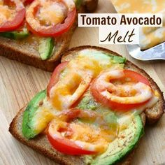 Ingredients 4 slices of bread 1-2 Tbsp mayonnaise cayenne pepper, to taste 1 small Roma tomato, sliced thin 1/2 avocado, sliced thin 8 slices of cheese (your favorite kind) - Instructions ✏️✏️✏️ Spread a thin layer or mayonnaise on each piece of bread. Sprinkle with a pinch of cayenne…
