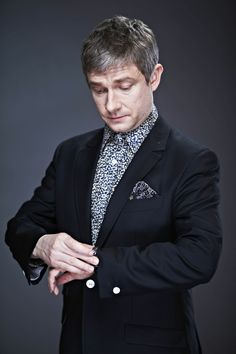 http://www.radiotimes.com/news/2014-06-11/how-to-wait-for-sherlock-series-4-according-to-martin-freeman 3. Do: take inspiration from Martin Freeman's jazzy shirt collection. Don't: check the time. It'll only go slower.