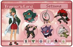 Sailor Pluto trainer card