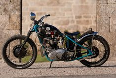 AS it reads on the 'bikeexif' page 'It's grungy, oddball and stylish at the same time, and will no doubt polarise opinion …' Well, I like this T120 Triumph.