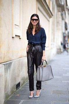paper bag trousers - Google Search