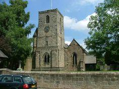 St Edmunds Church, Allestree, Derby.