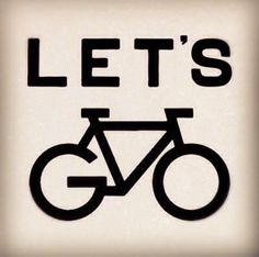 Let's go #cycling