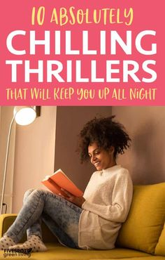 Here are 10 of the Best Thriller Books of 2020 that will get you through the rest of this crazy year. They will take your mind off of whatever is going on and take you on a rollercoaster of suspense and intrigue! #books #bookstoread #booksworthreading #thrillers #selfcare #bookstoread2020