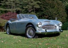 This car will be featured at our Dallas Auction on November at Dallas Market Hall Dallas Market Hall, Dallas Auction, Der Gentleman, Austin Healey, November, Car, November Born, Automobile, Autos