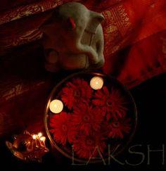 Lakshmi Arvind : Diwali decor ideas