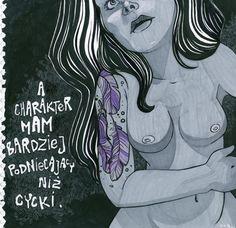 Andżela. naked girl.