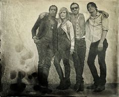 Metric by Ian Ruhter. Wet Plate Collodion