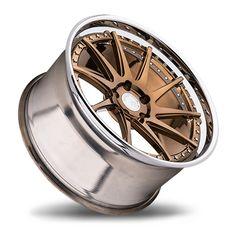 19 inch bronze wheels polished lip - Google Search