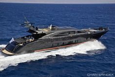 Charter Yacht Brochure O'PATI - Golden Yachts 130ft (39.6m) #BestofYachting #CharterYachts