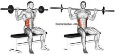 Hanging leg and hip raise. One of the most effect core