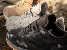 """Reebok Classic Leather """"Embossed Camo"""" Pack"""