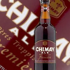 Chimay Red Label is known for its attractive coppery color, light apricot aroma and silky sensation on the tongue.