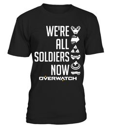 Overwatch 76  #videogame #shirt #tzl #gift #gamer #gaming