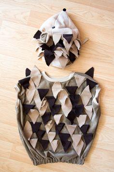 Fairy Tale Hedgehog Costume