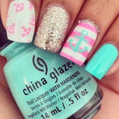 Love the turquoise/pink/gold/white color combo