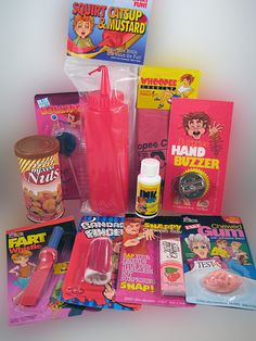 STARTER PRANK KIT...... We have assembled 10 of our all time favorite jokes and pranks and put them all in one fantastic kit. www.theonestopfunshop.com