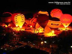 Festival de Balonismo em Torres - RS