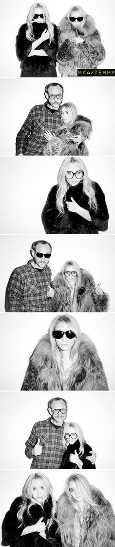 MKA + Terry Richardson.