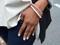 Swarovski Stardust - Bijou chic & facile à porter http://www.lovelidee.fr/bijoux/1100876-swarovski-bracelet-stardust-fuschia.html