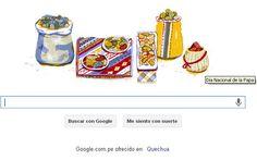 Día Nacional de la Papa: Google se une a las celebraciones